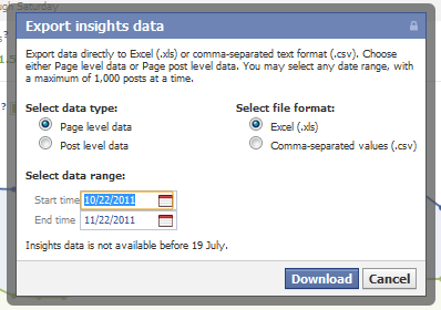 fbpages5 Facebook introduces new and improved insights for Page admins
