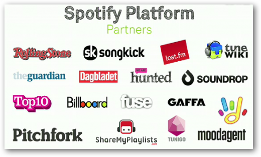 ffh5 520x313 The new Spotify Platform integrates with apps like Songkick, Pitchfork and more