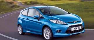 ford fiesta pic