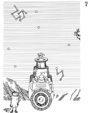 google lem tribute Google honours Polish sci fi author with one its most interactive Doodles yet