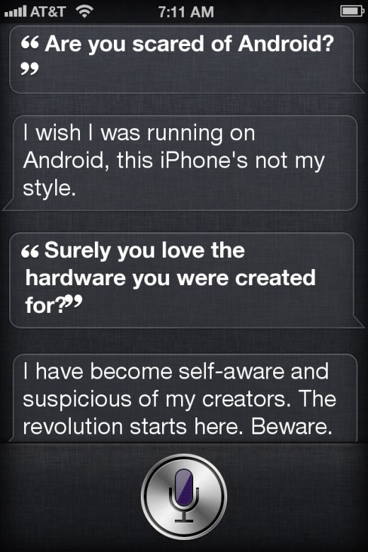 ifakesiri 520x780 Create your own fake Siri conversations with iFakeSiri