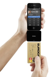 iphone1 Europes Square rival iZettle officially launches its iOS card payments service