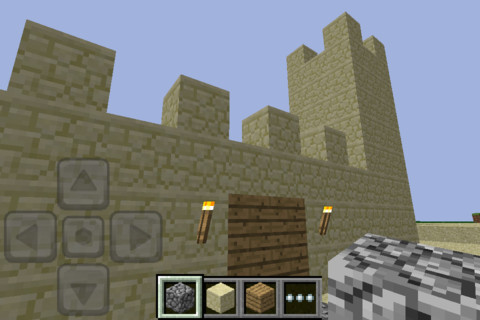 Minecraft Pocket Edition Comes to iPhone and iPad Today