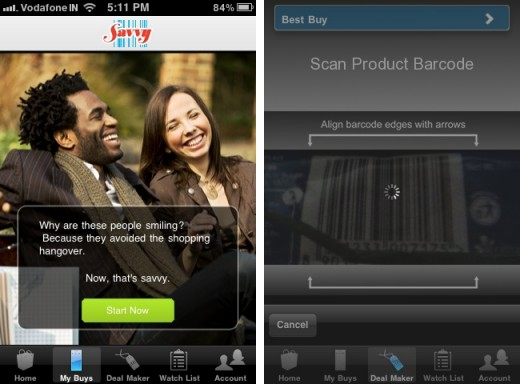 savvy 520x384 Savvy for iPhone gives you price protection for your holiday purchases