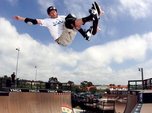 tonyhawk 520x388 Lunch with Luke Skywalker? charitybuzz announces its holiday auction