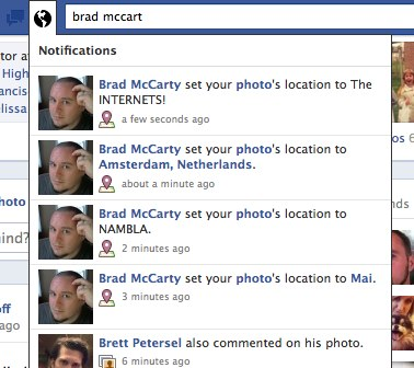 Drew Olanoff 2 Privacy check   Facebook settings say photo and location tags are the same