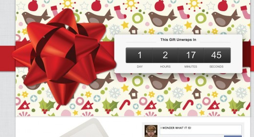 Giftwhip Send a GiftWhip 1 520x281 Make your digital gifts stand out by wrapping them with Giftwhip