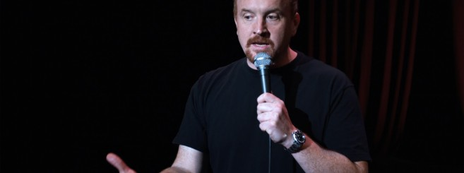 Louis-CK-Punches-Dog-In-The-Face-To-Save-Her-Life-Conan-OBrien-On-TBS