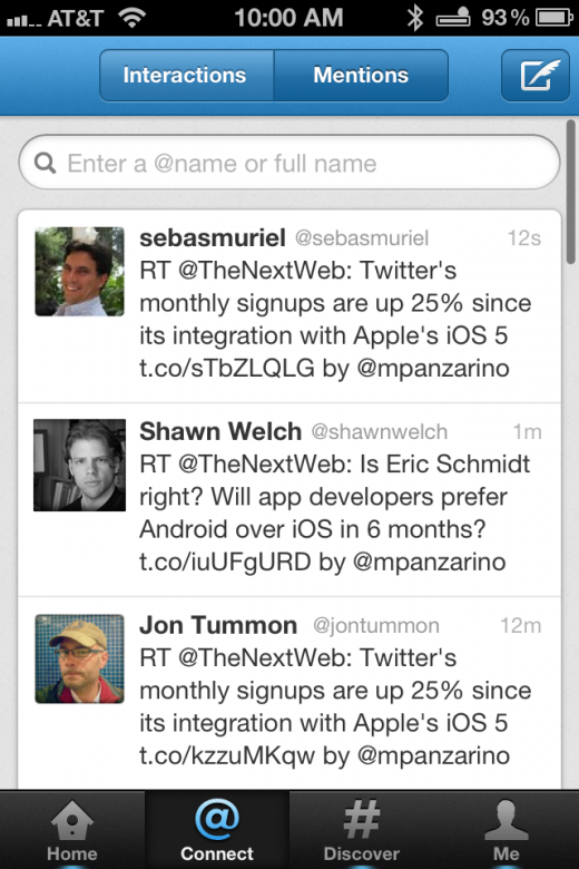 Photo Dec 08 10 00 05 AM 520x780 A walkthrough of the new Twitter 4.0 app for iPhone [Screenshots and Video]