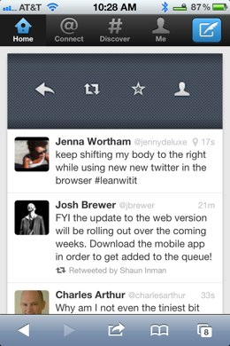 Photo Dec 08 10 28 55 AM A walkthrough of the new Twitter 4.0 app for iPhone [Screenshots and Video]