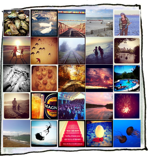 Screen shot 2011 12 02 at 3.52.15 PM Create pillows made out of Instagram photos with Stitchtagram