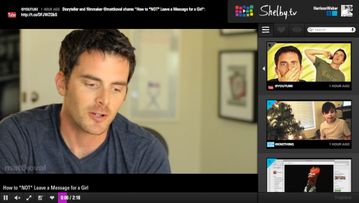 Shelby.tv  520x294 The battle for the future of social video