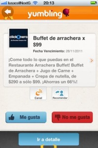 canalclickonero2jpg 199x300 Entertainment app Yumbling expands across Mexico