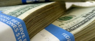 cash piles