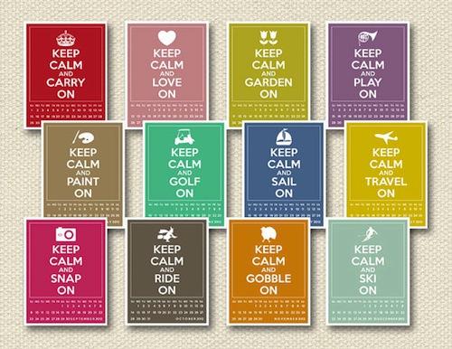 Diy Calendar App : Diy calendars for