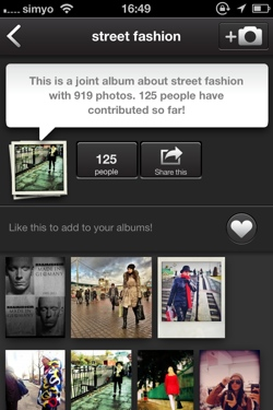 eyeem41 Gorgeous photo sharing app EyeEm updated to bring its strengths into focus
