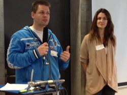 google pitch StartupBus Europe hits Berlin and Zurich as the sleepless teams perfect their pitches