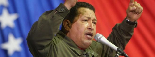 ávez asiste a juramentación de nuevo gobernador de Vargas, García Carneiro