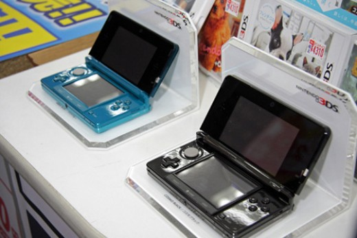 nintendo3ds japanlaunchlg3 520x346 TNWs Top 10 Gadgets of 2011
