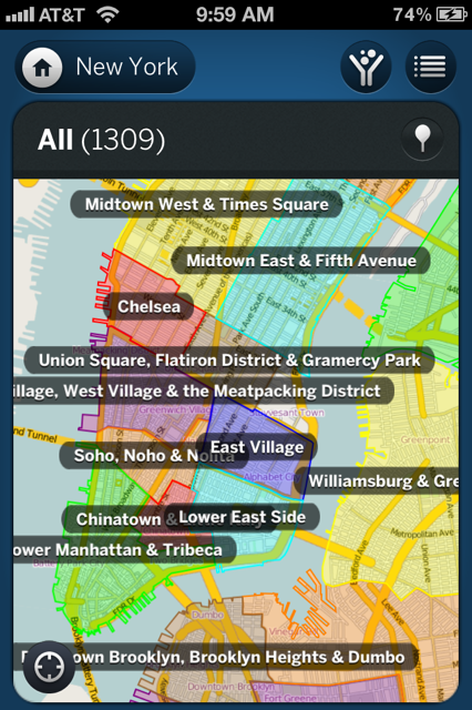 photo 41 Lonely Planets iOS guide to NYC goes free until December 15th