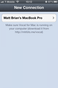 photo4 200x300 Control your Mac, Siri style with your iPhone 4S and the Vocal app