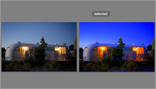 sidebyside 520x299 The new desktop version of Picasa now has Google+ sharing and tagging