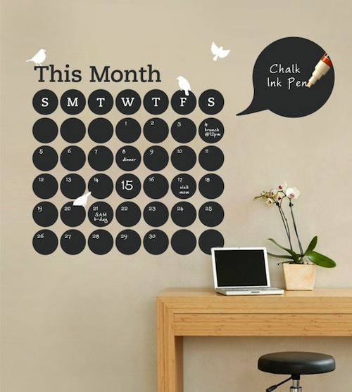 Diy Calendar Wall Art : Diy calendars for