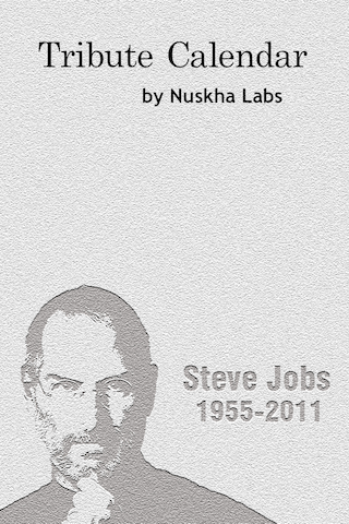 4f245478b01b8 Apple rejects Steve Jobs tribute calendar app, developers turn to Cydia