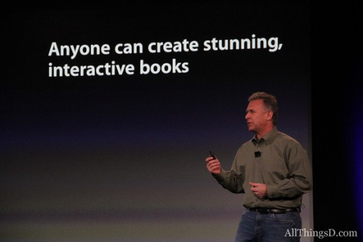 Apple books ATD 520x346 Apples education event: Everything you need to know in one handy list