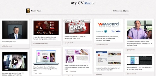 CV 10 tips to get the most out of Pinterest for your business