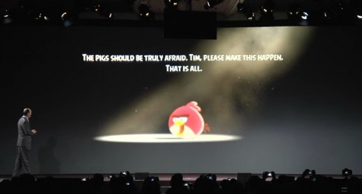 Convofy 108 520x279 Samsung Smart TV announces partnership with Angry Birds