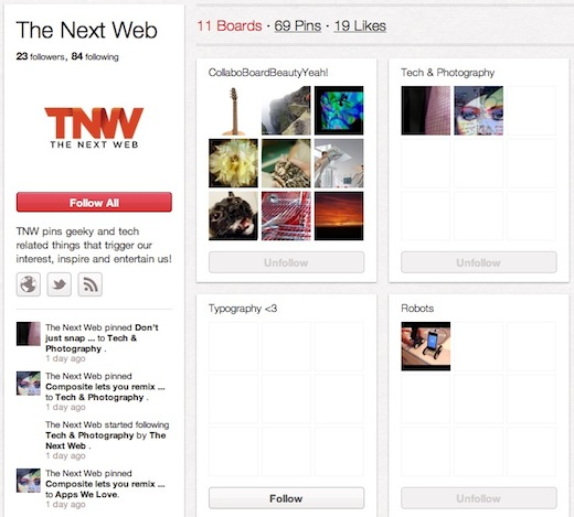 Follow Everything you need to know about Pinterest [Invites]