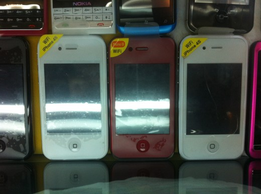 IMG 0360 520x388 iPad 5 4G, iPhone clamshell and other Apple rip offs found in Laos