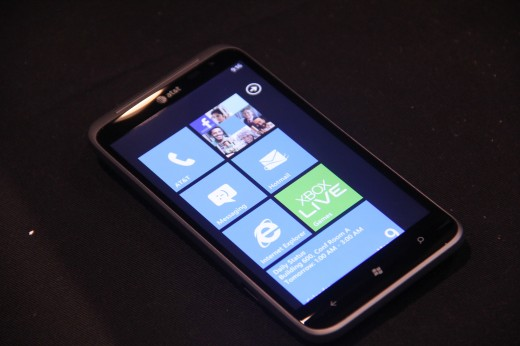 IMG 5671 520x346 We go hands on with the 16 megapixel HTC Titan II LTE [Video]