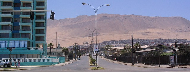 Iquique Street by rewbs soal