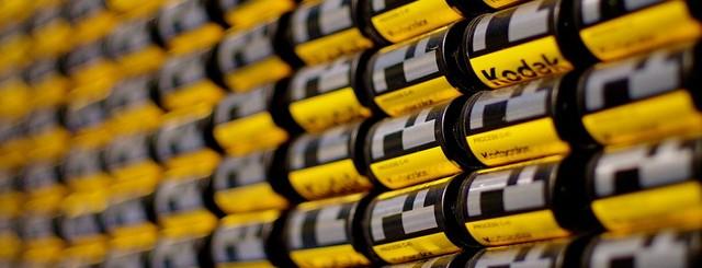Kodak rolls by dorahon