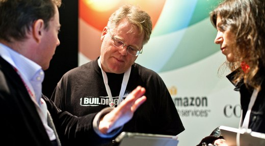 Scoble at The Next Web Conference How The Next Web Conference is evolving in 2012