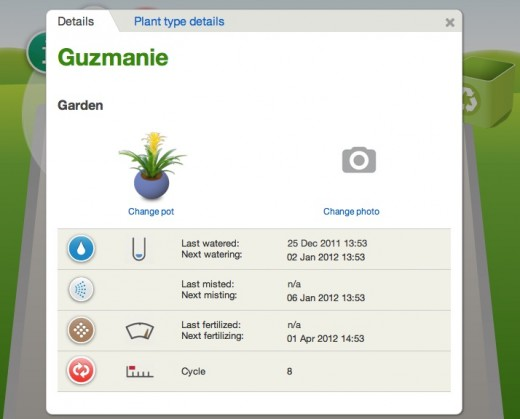Screen Shot 2012 01 02 at 14.22.38 520x419 Koubachi is a fun Web app to help you take care of your plants [Invites]