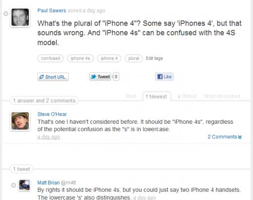 Screenshot 21 520x412 Beepl bats off Quora comparisons to launch its smart, social Q&A platform
