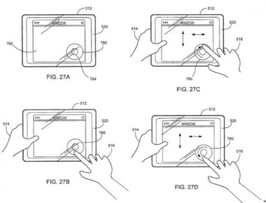 apple multitouch thumb 520x398 Apple loses ITC patent lawsuit ruling against Motorola