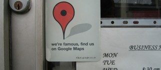 famous on google maps by activefree
