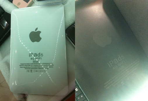 ipad 5 4g wifi iPad 5 4G, iPhone clamshell and other Apple rip offs found in Laos