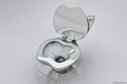 ipoo1 600x399 520x345 The iPoo toilet