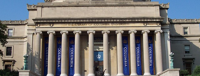 library of columbia university by skinnylawyer