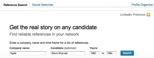 linkedin wozniak 520x196 How journalists can make the most of LinkedIn