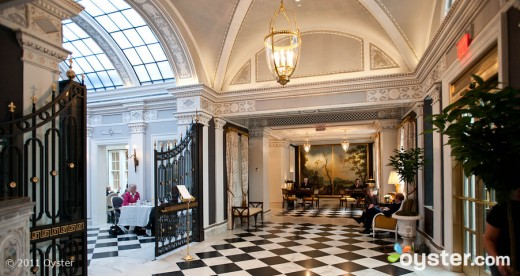 lobby the jefferson v639195 w902 520x276 The top 5 tech savvy U.S. cities and their most hooked up hotels