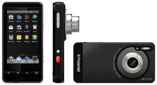 polaroid Polaroid launches a smart camera running Android. But whos going to buy it?