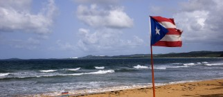 puerto rico beach by amelungc