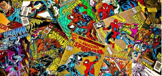spiderman-pile-comic-books