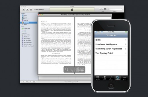 textbook3 520x342 How Apples internal iContest for interns may have helped create iPad textbooks